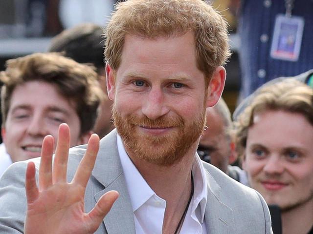 Prinz Harry ist Patenonkel vom Baby seiner Cousine Zara Tindall