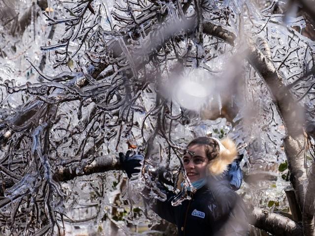 Kältewelle bringt Schnee in Brasilien