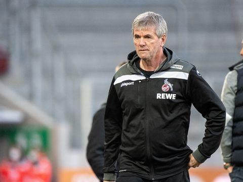 Funkel: Relegation mit Köln gegen Fortuna wäre ein Albtraum