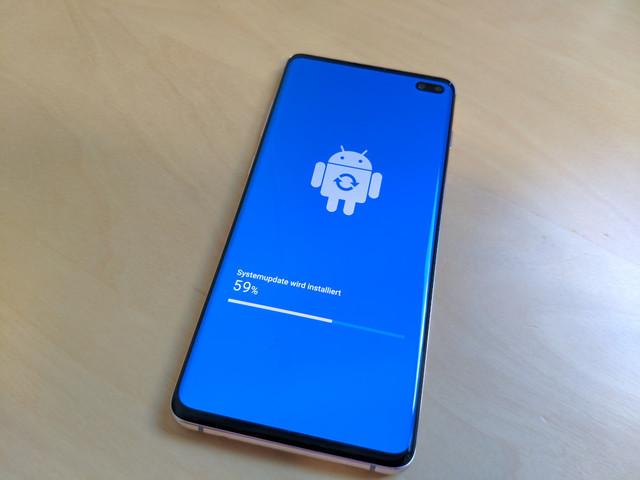 Galaxy S10: Update bringt Juni-Sicherheitspatches für Android