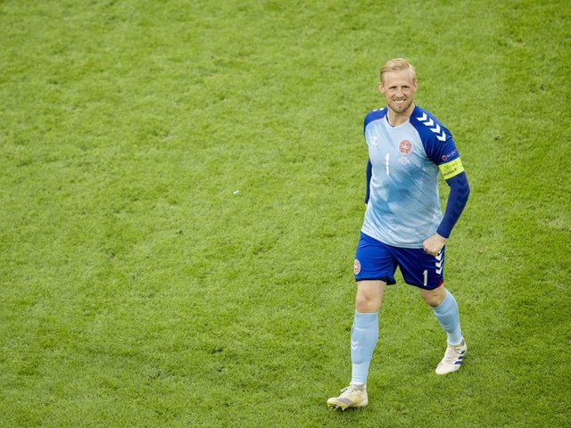 Dänemark bei der EM 2021: Kasper Schmeichel stichelt vor dem Halbfinale gegen England
