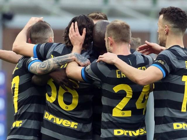 Inter marschiert weiter in Richtung Meistertitel