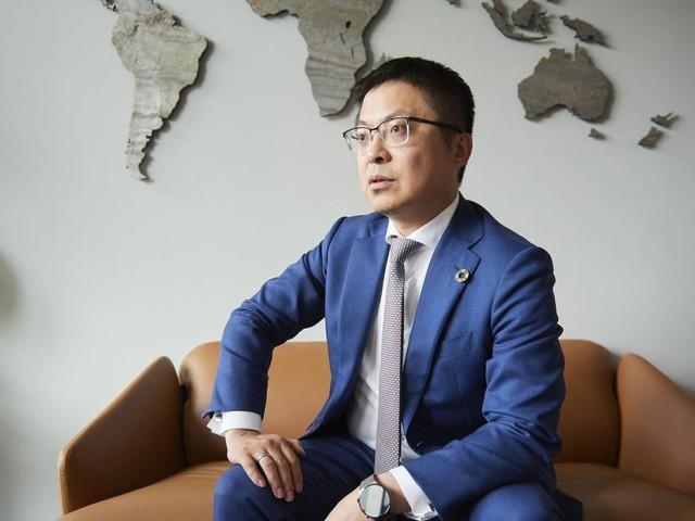 """Huawei unter US-Druck: """"Ganz sicher werden wir überleben"""""""