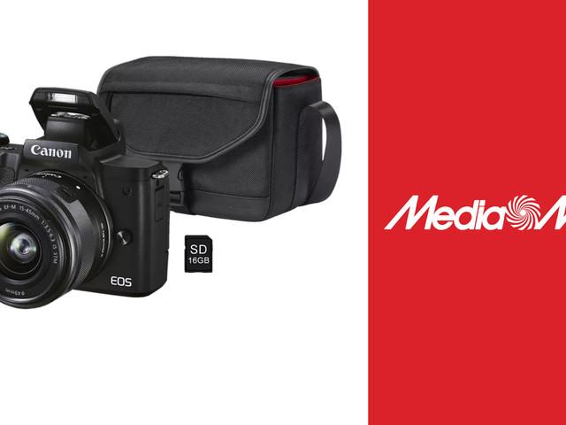 Media-Markt-Deal: Canon-Systemkamera-Set reduziert