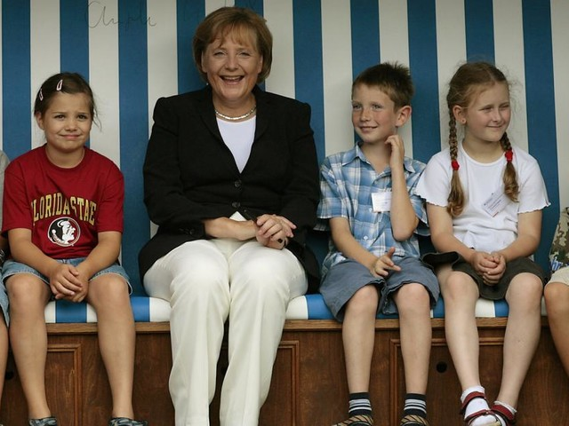 """Psychologin: """"Merkel war Vorbild für viele junge Frauen"""""""
