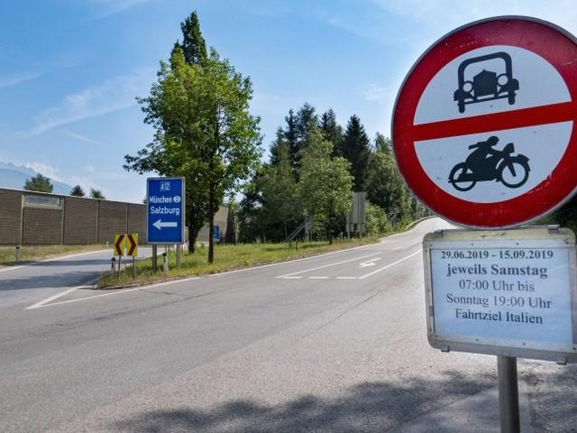 Verkehr: Tirol weitet Fahrverbote auf die Skisaison aus