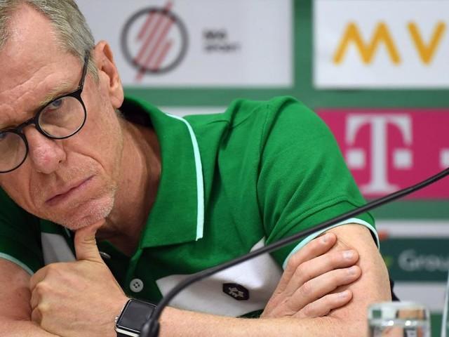 Peter Stöger ist mit Ferencvaros weiterhin erfolgreich