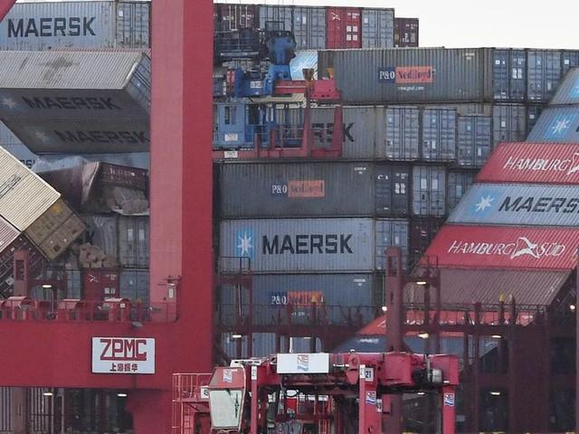 """""""MSC Zoe"""": Riesenfrachter verliert 270 Container - einige sind gefährlich, Finder freuen sich trotzdem"""