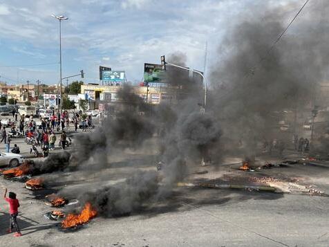 Sicherheitskräfte gehen mit Gewalt gegen Demonstranten vor