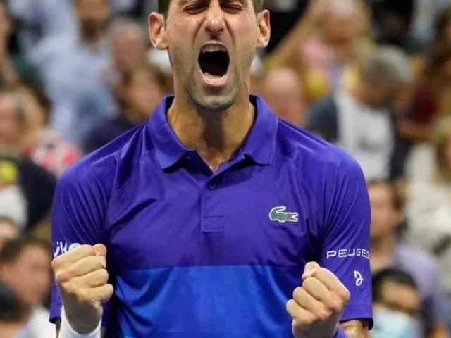Zverev kämpft vergeblich: Djokovic im Finale der US Open