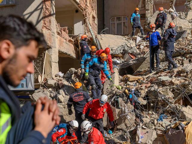Erdbeben in der Türkei: Zahl der Toten auf 38 gestiegen