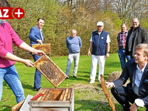SPORTSTÄTTEN: Holpriger Start für Öko-Projekt am Wittener Golfplatz