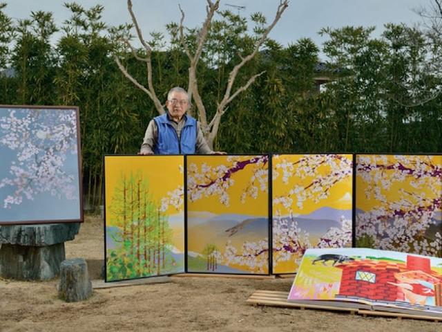 Nicht nur Tabellen: 77-Jähriger Künstler erstellt seine Gemälde mit Excel