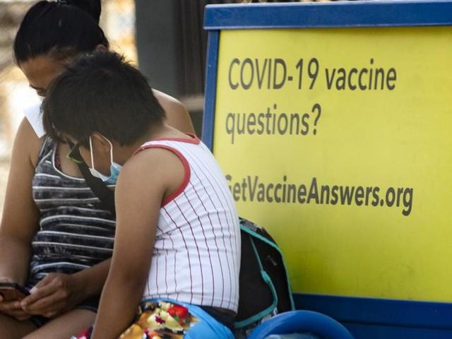 Steigende Coronazahlen in den USA und Sorge wegen niedriger Impfquote