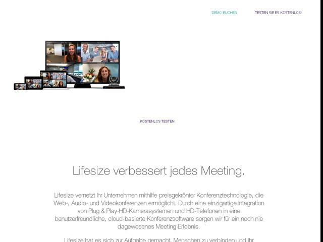 HD-Videokonferenzlösungen & Webkonferenzsoftware
