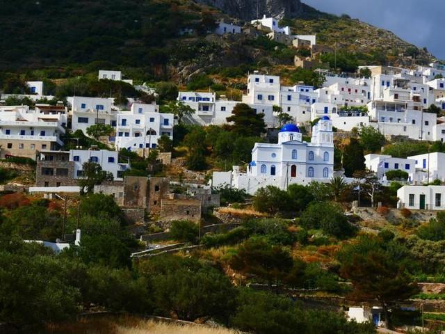 Amorgos: Kykladeninsel abseits des Touristentrubels
