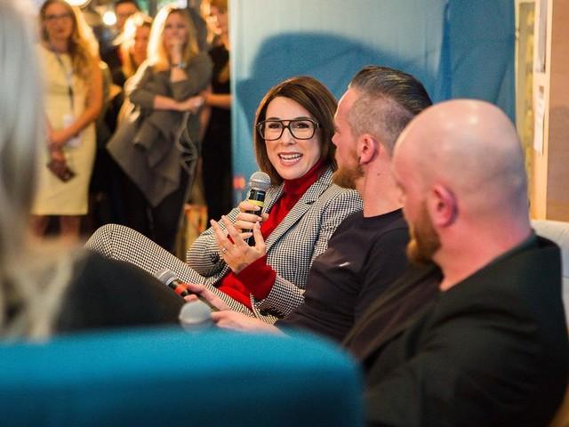 """Bei Burdas Start-up-Night - """"DHDL""""-Jurorin Judith Williams verrät Geheimnis, wie sie in Unternehmen investiert"""