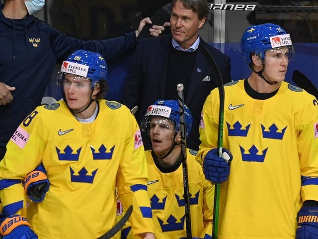 Eishockey-WM: Schweden erstmals seit 1937 nicht im Viertelfinale