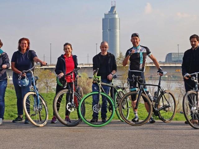 KURIER-Rad-Test: Rasende Reporter auf den neuesten Bikes