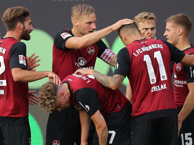 Relegation: Nürnberg siegt dank Nürnberger – Ingolstadt ohne Chance
