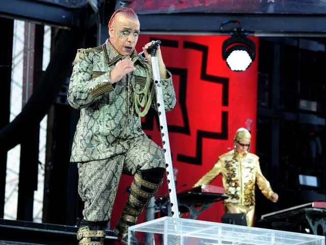 """Promi-News: Till Lindemann: So klingt seine neue Single """"Steh auf"""""""