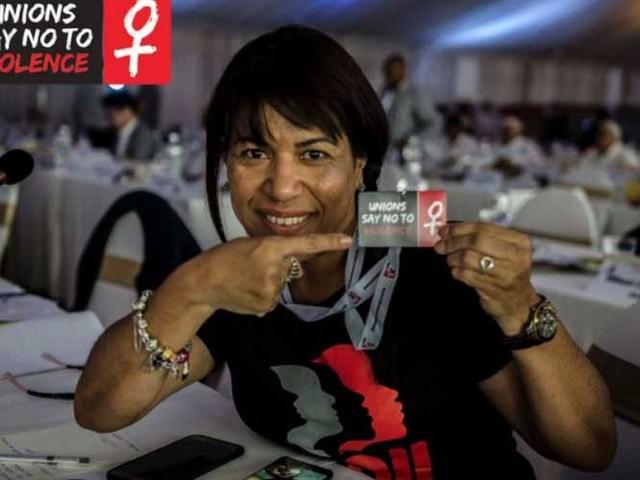 IndustriALL startet Kampagne gegen Gewalt gegen Frauen am Arbeitsplatz