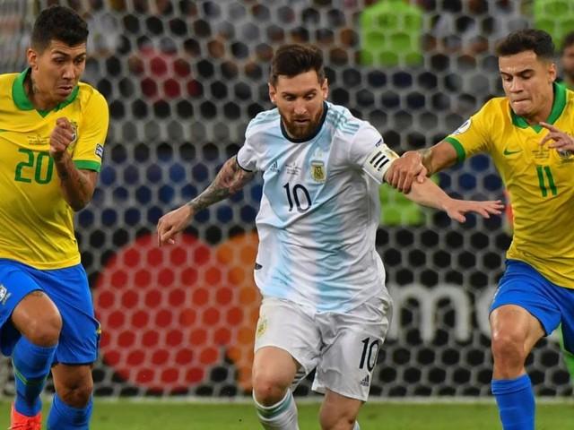 Copa: Brasilien gewinnt Halbfinal-Klassiker gegen Argentinien
