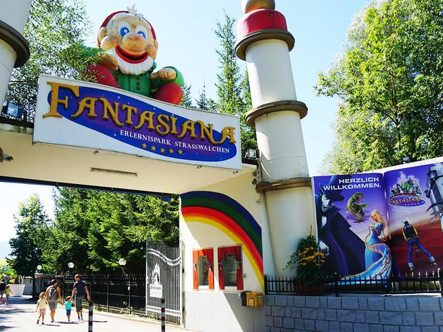 Fantasiana Erlebnispark Strasswalchen 2019 mit Winter-Kinder-Aktionswoche im April