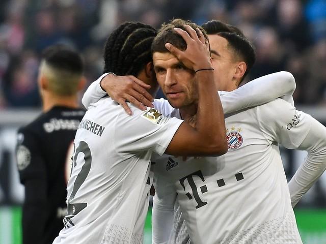 S04 verschärft Bremer Krise: FC Bayern im Flick-Rausch, Union stoppt Gladbach