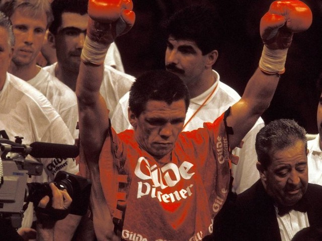 Ex-Box-Weltmeister Graciano Rocchigiani ist tot
