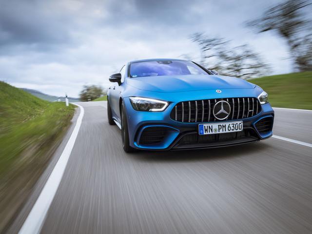 Mercedes-AMG-GT 63 S 4-Türer von Performmaster: Auf den Spuren des Aventador S