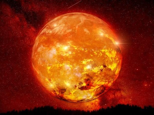 Schmutzige Sterne: Nicht nur unser Zentralstern weist Sonnenflecken auf