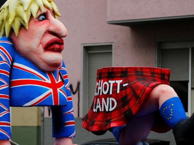 """Britische Regierung will schottisches Referendum """"bei klarem Willen"""" zulassen"""