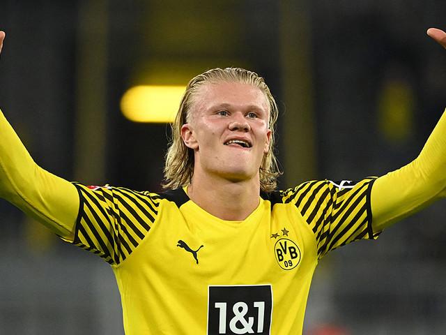 Bundesliga: Hinter Werner! So irre stufte sich Haaland vor einem Jahr ein