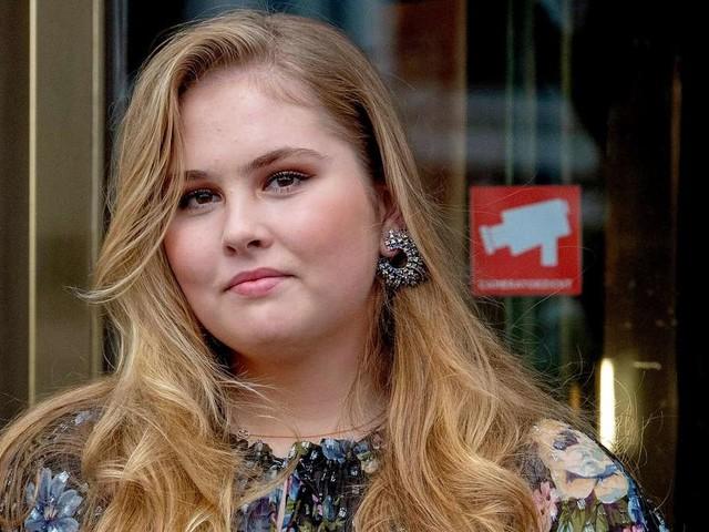 Kronprinzessin Amalia: Fallen ihre Zukunftspläne ins Wasser?