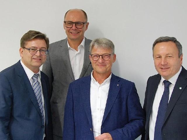 Fulda - Rotary Club Fulda besucht Hoschule: Überblick und praxisnahe Einblicke