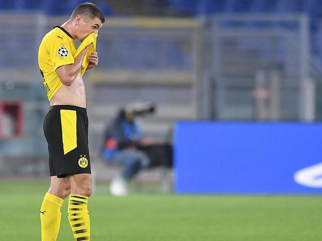 Niederlage bei Lazio - BVB in der Einzelkritik: Meunier kassiert eine 6, dazu gleich sieben 5er für Dortmund