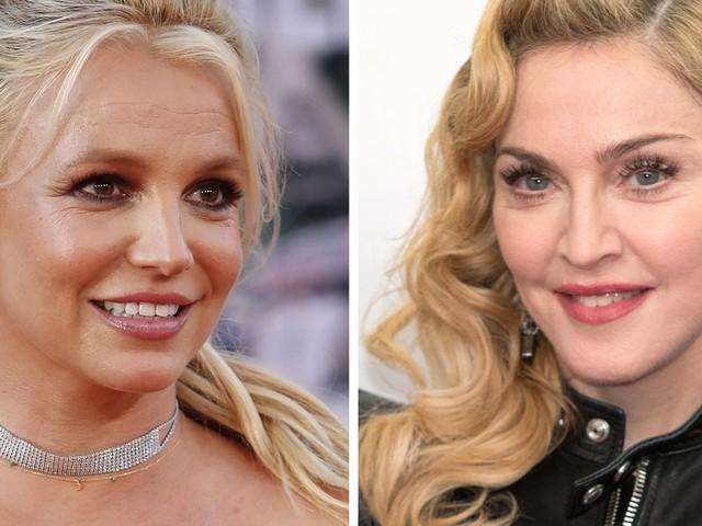 """Queen of Pop Madonna unterstützt Britney Spears und fordert:""""Gebt dieser Frau ihr Leben zurück!"""""""