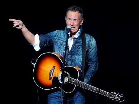 Auszeichnung: Bruce Springsteen erhält Woody-Guthrie-Preis