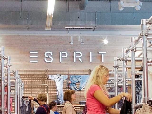Modekonzern Esprit streicht mindestens 400 Stellen
