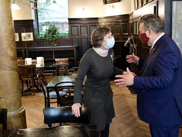 """Corona-Hilfen: Nur ein paar sind bisher """"Stolz auf Wien"""""""
