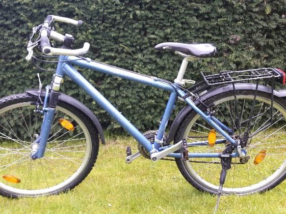 Mountainbike, Kinder/Jugendrad RH 42 in Hamburg
