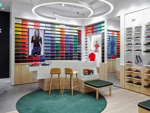 Lacoste präsentiert neues globales Retail-Konzept in Oberhausen