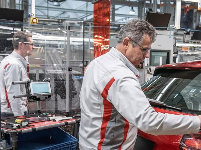 Audi stoppt Teile der Produktion wegen Chipmangels