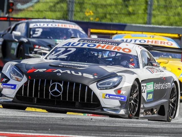 Erster Saisonsieg für Lucas Auer in der DTM
