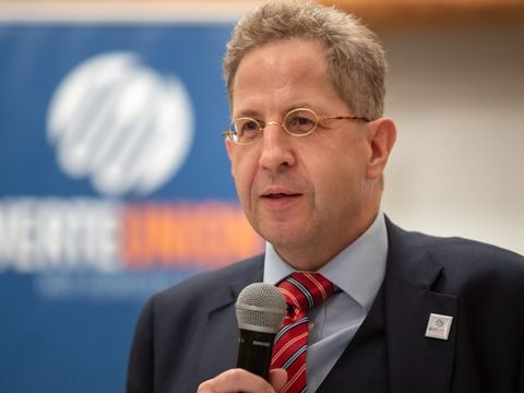 Umstrittiener Kandidat: Maaßen vor einem Comeback als Politiker?