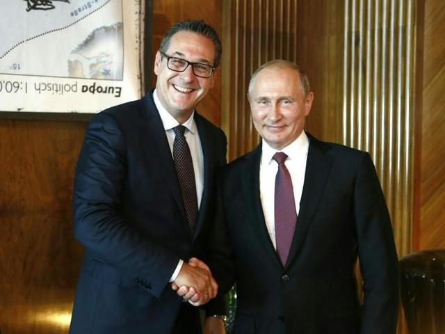 Die FPÖ in der Russland-Falle