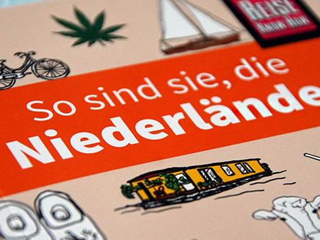 So sind sie, die Niederländer – eine Buchbesprechung