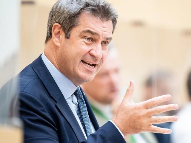 Söder will rasche Bund-Länder-Konferenz zu Schüler-Impfungen und Corona-Regeln