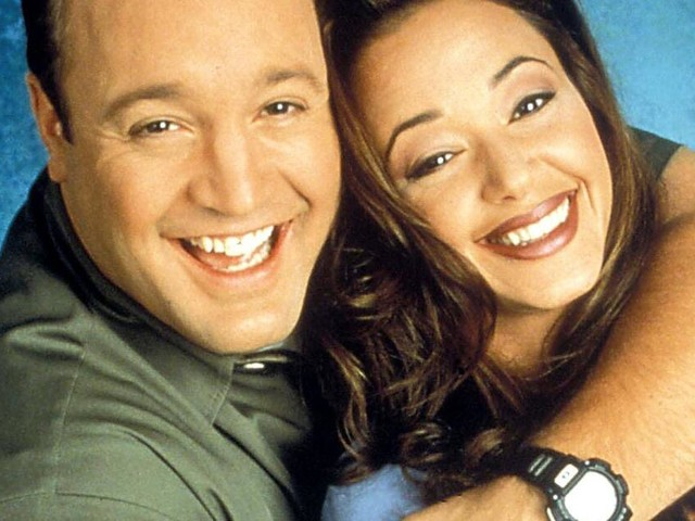 "Leah Remini und Kevin James: Die ""King of Queens""-Stars in ""Kevin Can Wait"""